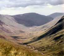 View of Glenshee